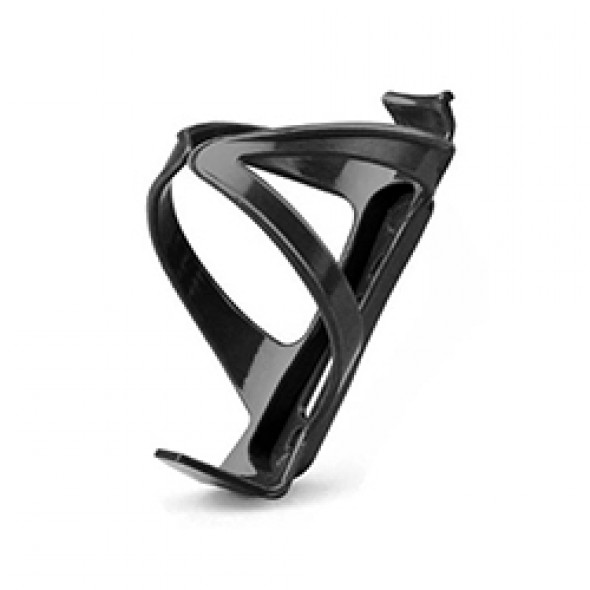 Bottle Cage Plastic Black with Screws