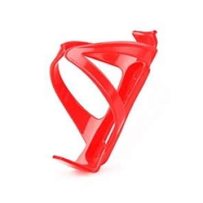Bottle Cage Plastic Red with Screws