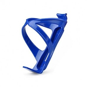Bottle Cage Plastic Blue with Screws