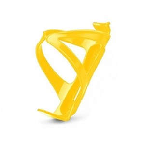 Bottle Cage Plastic Yellow with Screws