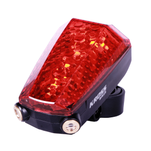 REAR LASER RED LIGHT WITH KROSS LOGO