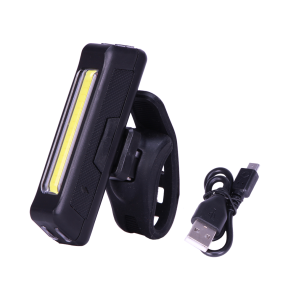 HEAD LIGHT RECHARGEABLE BLACK